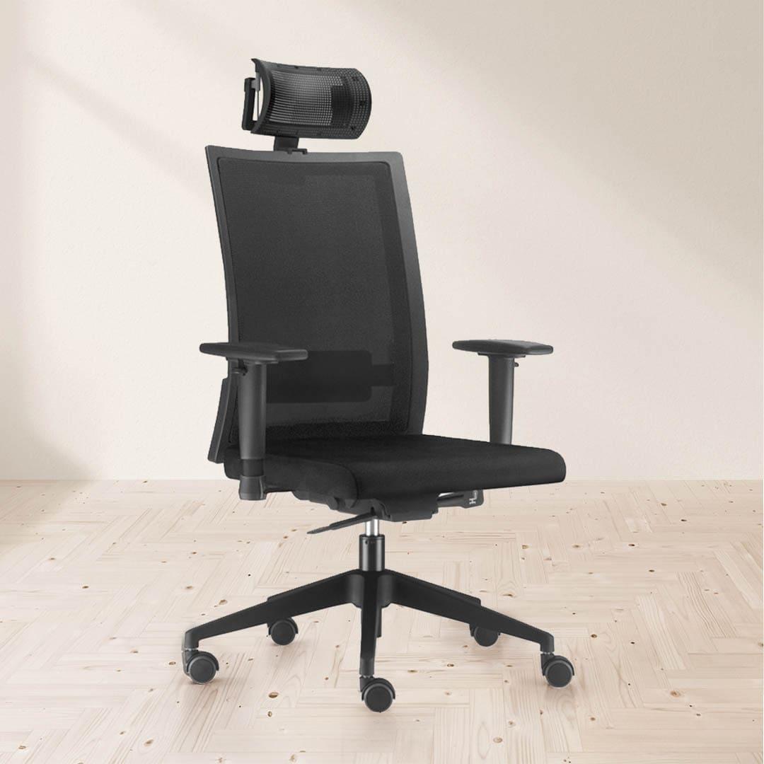 Cadeira Escritório GRD Boss c/ apoio